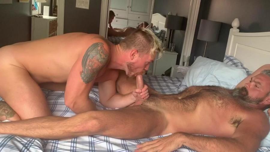 RawFuckClub - Daddy Lance Navarro Fucking Kitten Bear Deep & Raw
