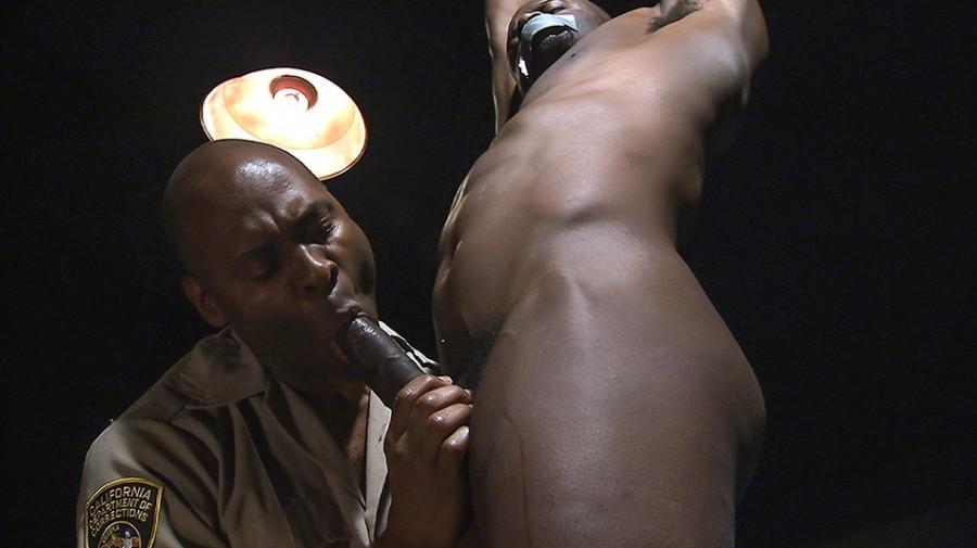TitanMen - Folsom Prison - Cum Shots And Fisting Sextras