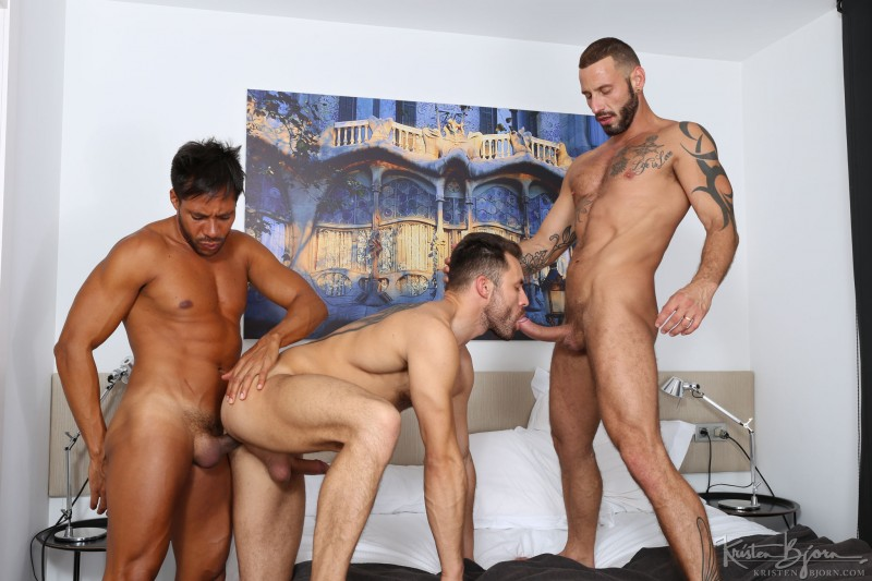 KristenBjorn - In The Flesh sc. 8 - James Castle, Ansony, Antonio Miracle