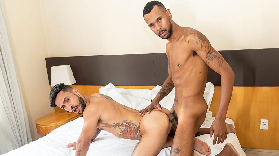 RawHole - Lucca Santanna & Cesar Dotadao - Luccas Lucky Fuck