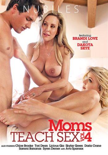 Sex moms teaching oral