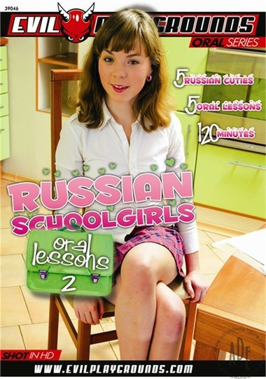 Russian Schoolgirls Oral Lessons #2