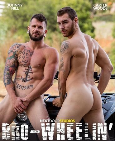 NextDoorBuddies - Johnny Hill & Carter Woods - Bro-Wheelin'