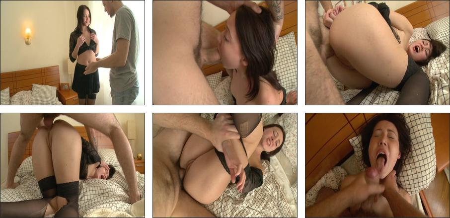 Russian School Girls Anal Lessons #4, Scene 5