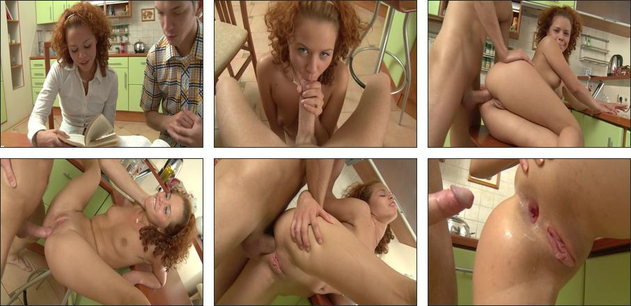 Anal Teens From Russie #5, Scene 5