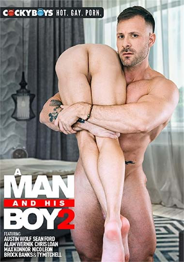 CockyBoys - A Man and His Boy vol.2