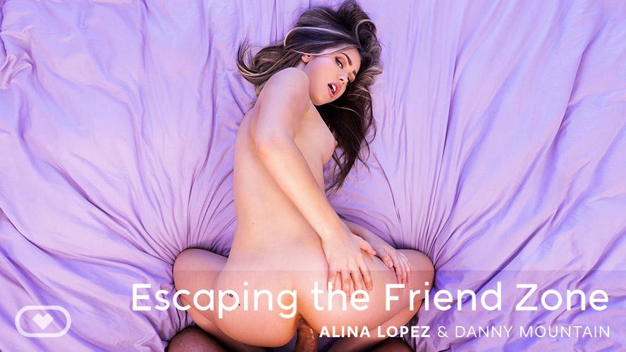 Escaping the Friend Zone, Alina Lopez, Nov 22, 2019, 5k 3d vr porno, HQ 2700