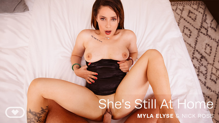 She's Still At Home, Myla Elyse, Jan 17, 2020, 5k 3d vr porno, HQ 2700