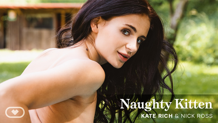 Naughty Kitten, Kate Rich, Dec 13, 2019, 5k 3d vr porno, HQ 2700