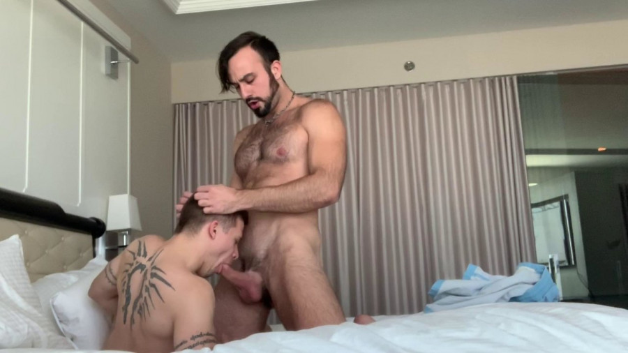 RawFuckClub - Mason Lear - Flip Fucking Dillon Anderson