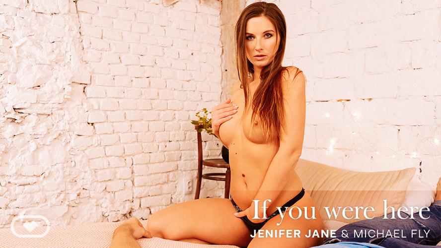 If You Were Here, Jenifer Jane, Feb 10, 2020, 5k 3d vr porno, HQ 2700