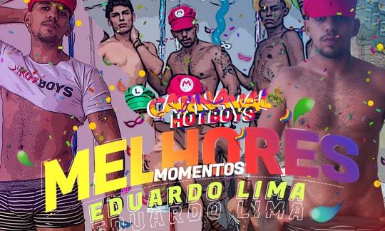 HotBoys - Melhores Momentos - Eduardo Lima - Carnaval 2020