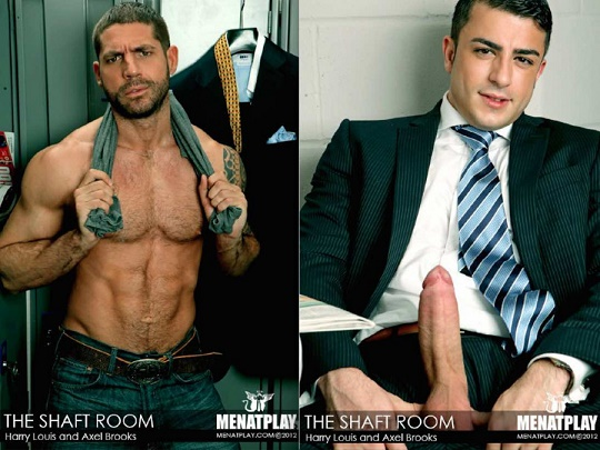 MenAtPlay - The Staff Room - Axel Brooks & Harry Louis