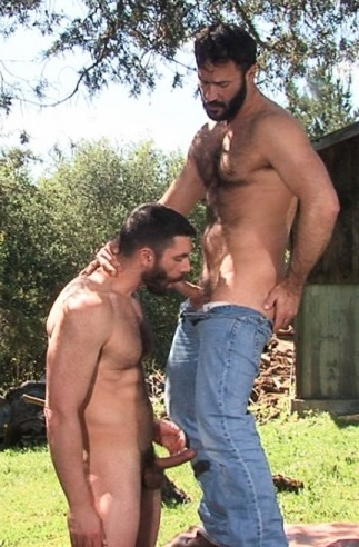ColtStudio - Fur Mountain - Scene 4 - Bob Hager & Wilfried Knight