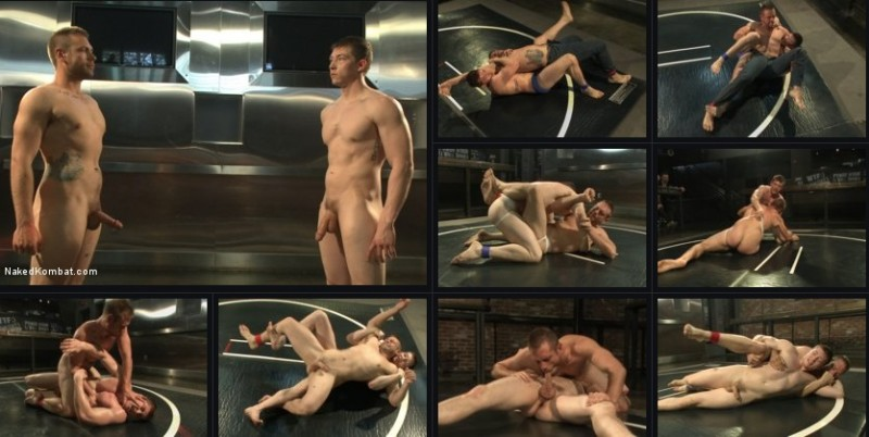 NakedKombat - John Jammen vs Will Parks