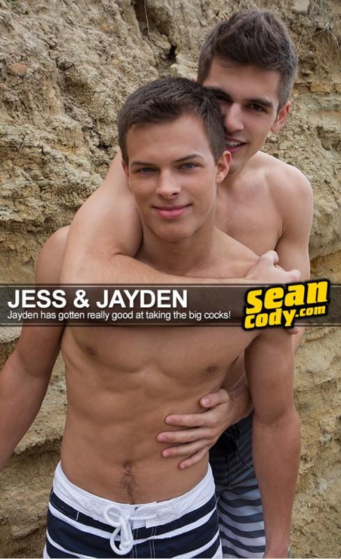 SeanCody - SC1565 - Jess & Jayden. Bareback