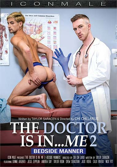IconMale - The Doctor Is In Me vol.2 - Bedside Manner