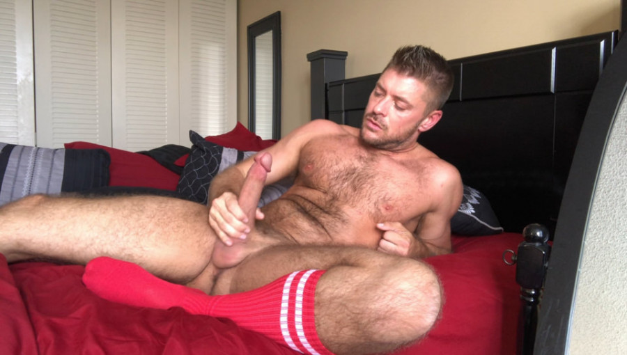ExtraBigDicks - Jack Andy's Morning Wood