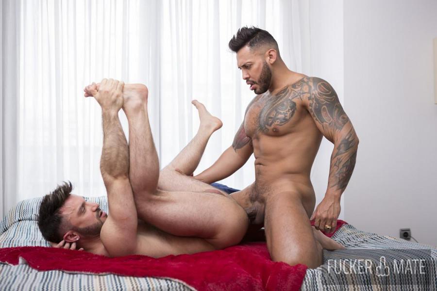 FuckerMate - Viktor Rom and Kike Gil - Cock Attack