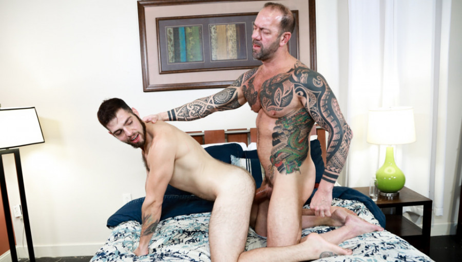 ExtraBigDicks - Vic Rocco & Jack Winters - Taking It Deep