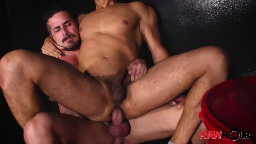 RawHole - Rick & Johnny - Flip and Lick Latin Boys