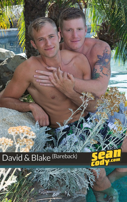 SeanCody - SC1641 - David & Blake Bareback