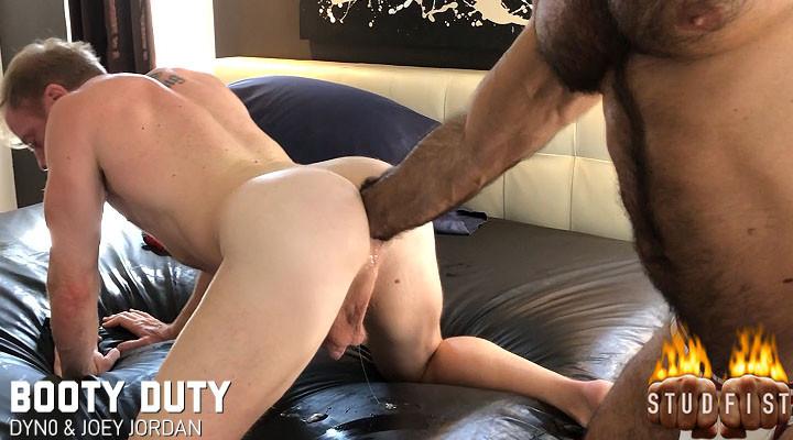 StudFist - Booty Duty - Dyn0 & Joey Jordan