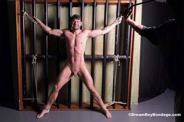 DreamBoyBondage - Connor Halsted - Porn Boy Owned - Chapter 4