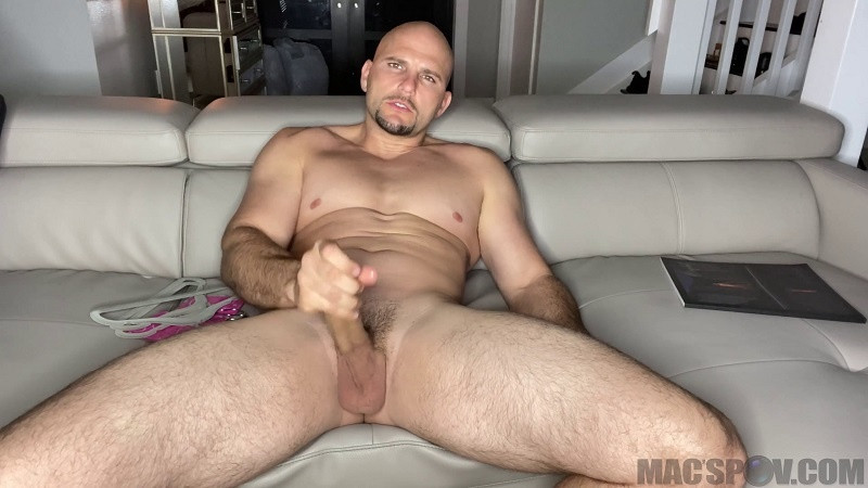 MacsPov - Jmac - Jacking my Big Dick till I Shoot Big Cumshot