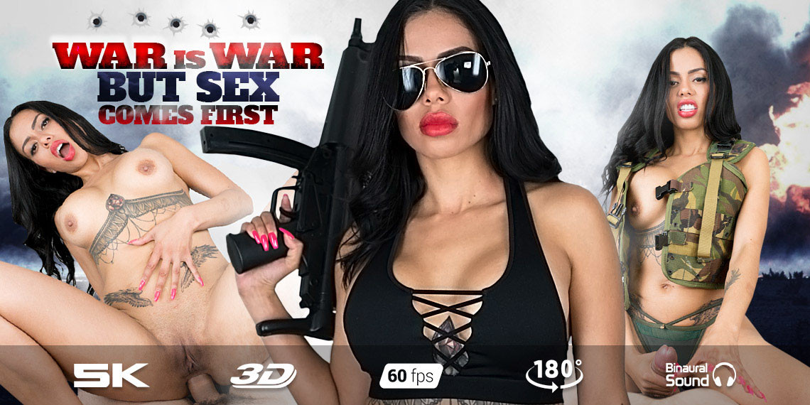 Sergeant Canela, Canela Skin, Mar 19, 2020, 5k 3d vr porno, HQ 2700