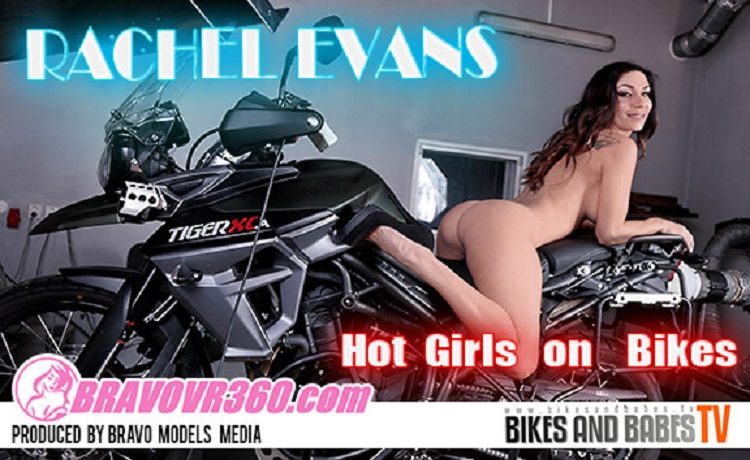 Rachel Evans Naked on her Motorcycle, Rachel Evans, Apr 28, 2017, 3d vr porno, HQ 1920