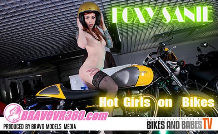 Sexy Redhead Foxy Saine is Ready to Ride, Foxy Sanie, May 13, 2017, 3d vr porno, HQ 1920