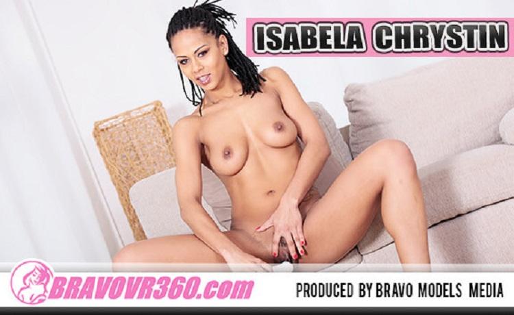 Leggy, Ebony Babe Teases Her Pussy, Isabella Chrystin, Jun 02, 2017, 3d vr porno, HQ 1920