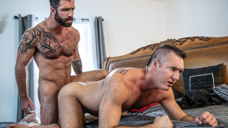 IconMale - Jake Nicola & Silver Steele - Keep It Hairy