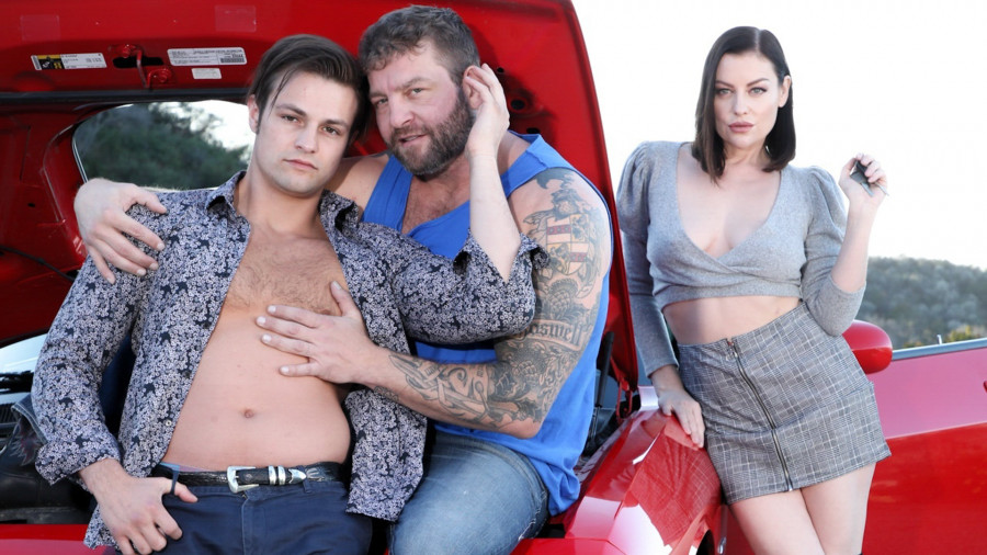 BiPhoria Drive Bi - Sovereign Syre, Colby Jansen, Charlie Patterson