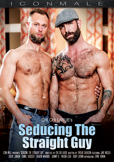 IconMale - Seducing The Straight Guy