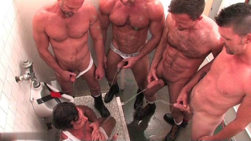 RawAndRough - Meaty Muscle Machinists Part 3
