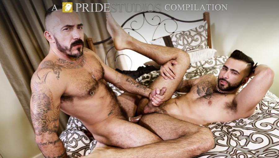 PrideStudios - Hairy Daddies Compilation