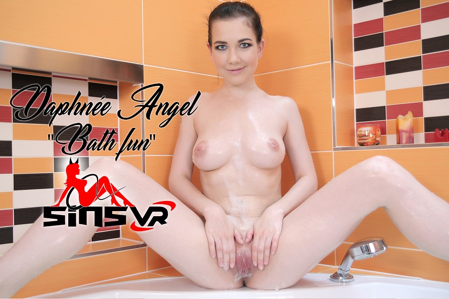 Bath Fun, Daphne Angel, Aug 08, 2018, 3d vr porno, HQ 2700