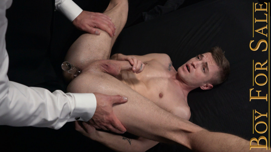 BoyForSale - The Boy Tom - Chapter2 - The Merchandise with Master Dietrich