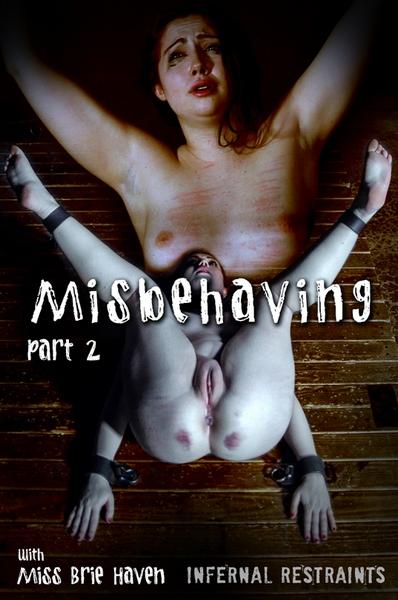 Brie Haven - Misbehaving - Part 2 (HD 720p)