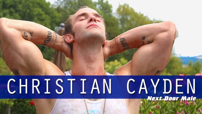 NextDoorMale - Christian Cayden