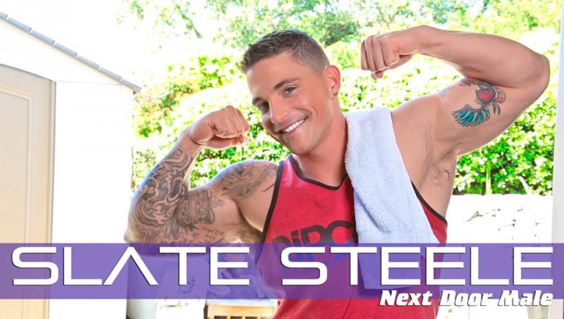NextDoorMale - Slate Steele