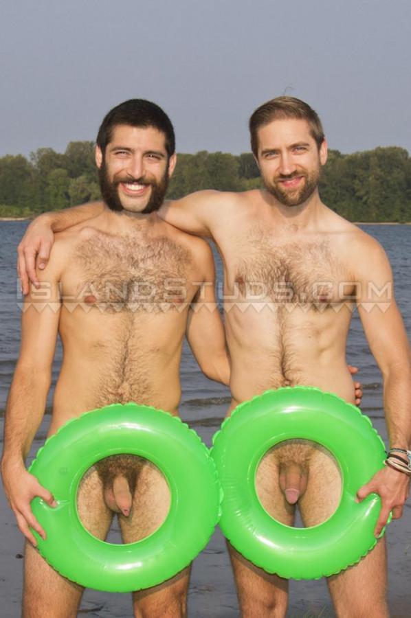IslandStuds - Duo - Andre & Mark
