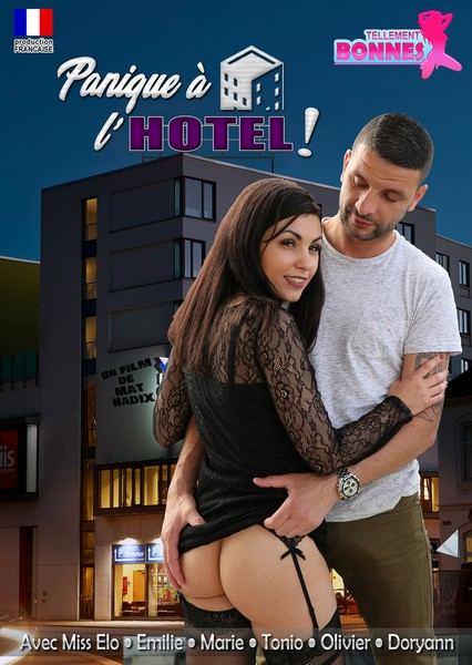 Panique a Hotel (HD Rip 720p) Cover