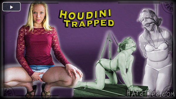 Tracey Sweet - Houdini Trapped (HD 720p)