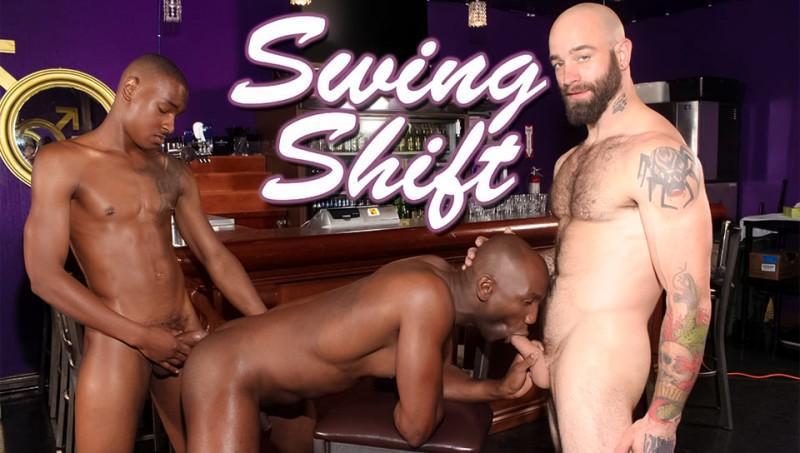 NextDoorEbony - Swing Shift - Sam Swift, Astengo, Tyson Tyler