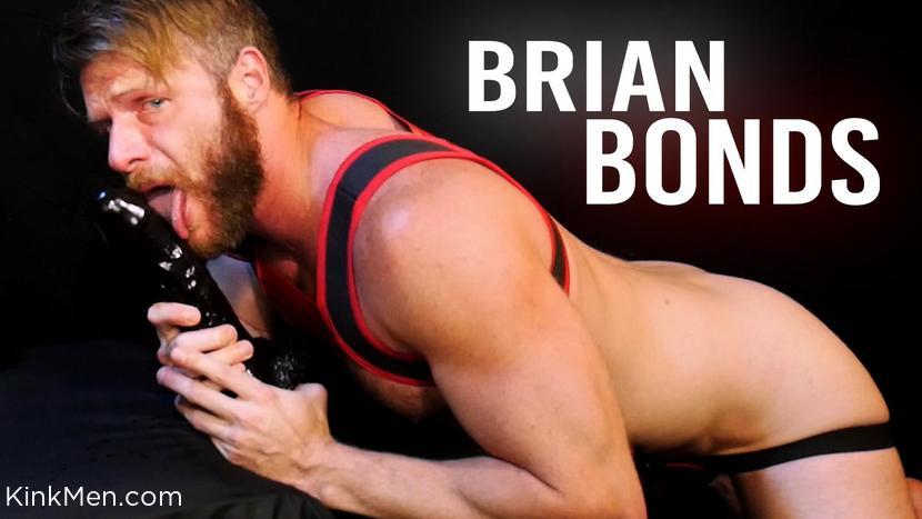 KinkMen - Brian Bonds - My Ass Is Open For You Sir