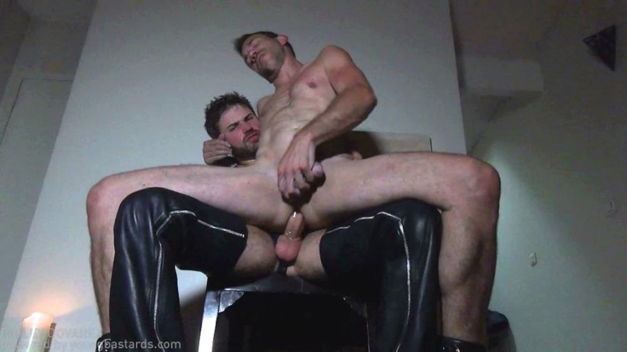 YoungBastards - Slave bottom Paul gets the cum he needs - Doryann Marguet, Paul Burning