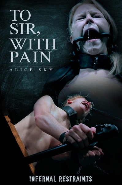 Alice Sky - To Sir, With Pain (HD 720p) Cover
